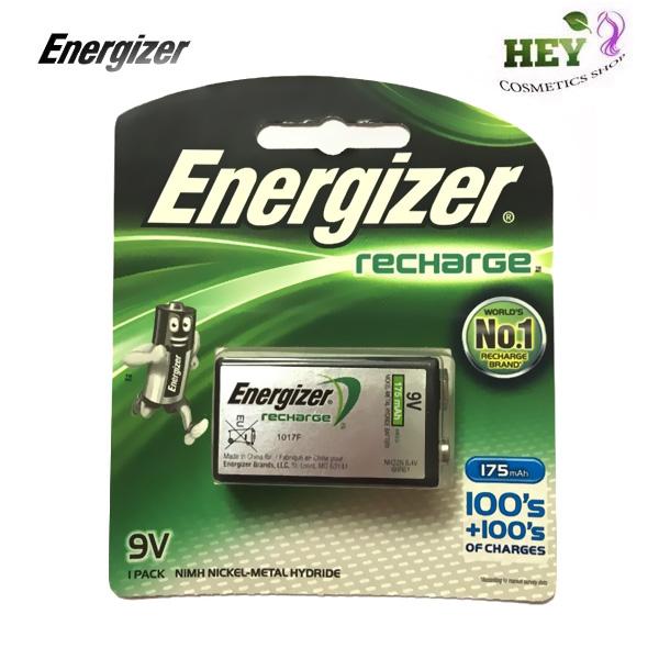Pin Sạc Vuông 9V Energizer NH22 BP1