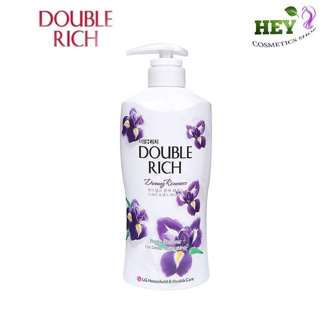 Hình ảnh Sữa Tắm Double Rich 550g