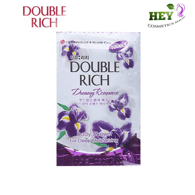 Hình ảnh Sữa Tắm Double Rich 7g