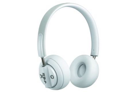 Jam Out There Bluetooth Headphones - Grey