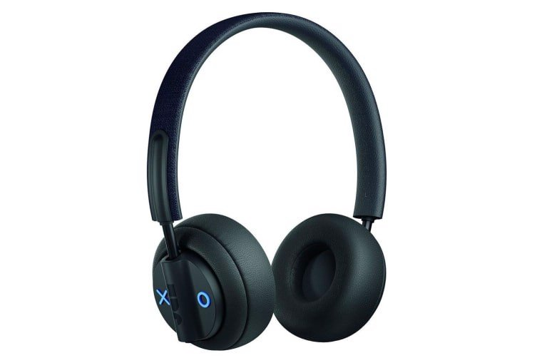 Jam Out There Bluetooth Headphones - Black
