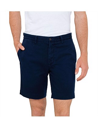 Mens Straight Fit Greenwich Short