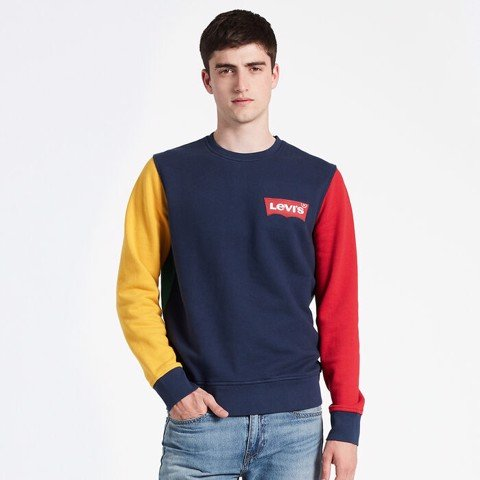 MODERN HOUSEMARK CREW NECK SWEATSHIRT