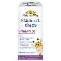 Nature's Way Kids Smart Drops Vitamin D 20ml