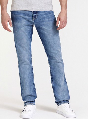 5-POCKET MODEL SKINNY JEANS - ÁO NAM