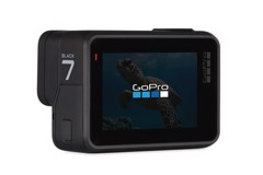 GoPro Hero7 Black with BONUS 30L Dry Bag (GPCHDHX-701)