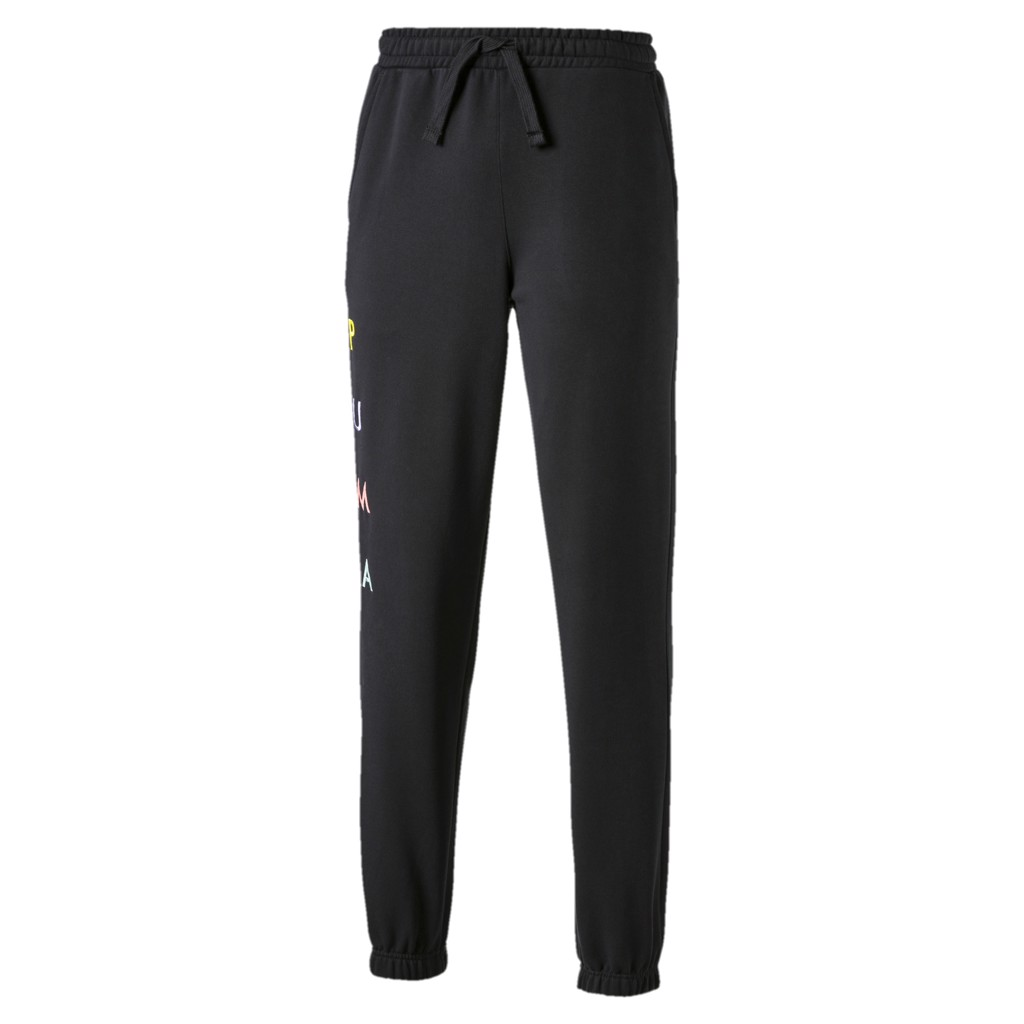 FIERCE CAT MEN'S SWEAT PANTS