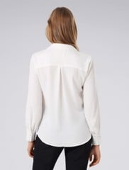 Larissa Button Front Relaxed Blouse