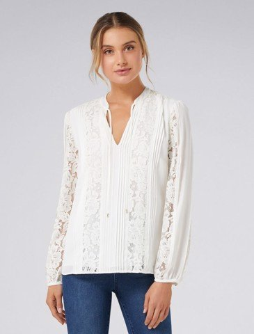 Blossom Lace Blouse