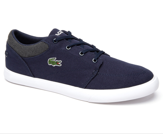 Giày Lacoste Men's Bayliss 319 1 Sneakers - Navy/Black