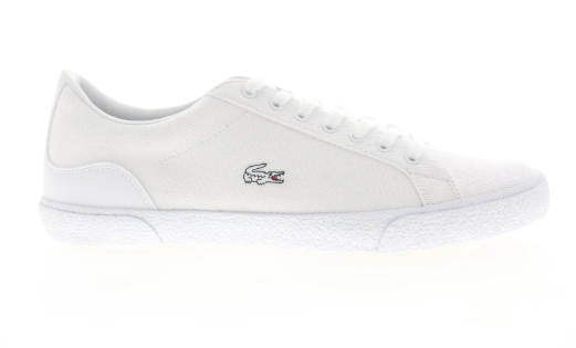 Giày Lacoste Men's Lerond 319 5 Sneakers - White