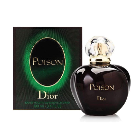 Nước hoa Dior Poison Eau de Toilette 100ml Spray