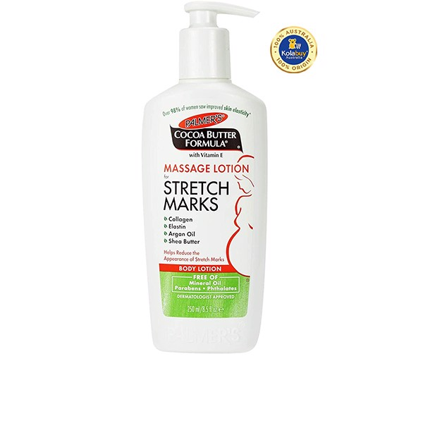 Palmers Cocoa Butter Formula Massage Lotion For Stretch Marks 250mL