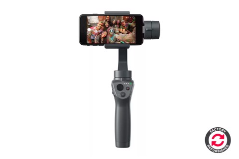 DJI Osmo Mobile 2 - Official DJI Refurbished (Black)
