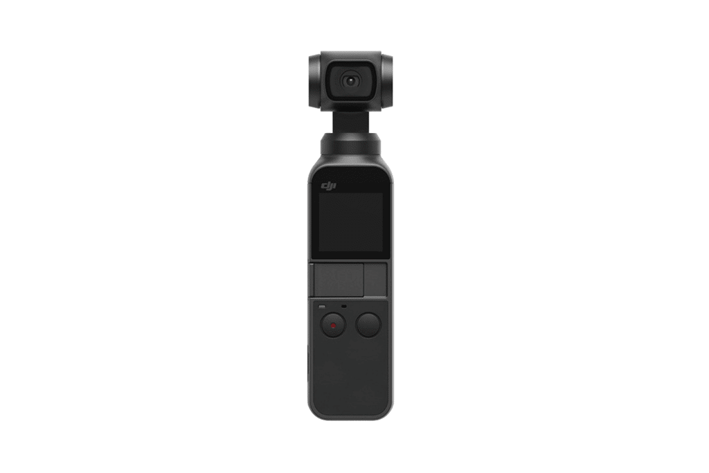 DJI Osmo Pocket Stabilised Handheld Camera