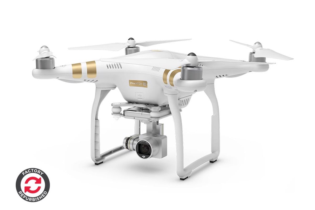 DJI Phantom 3 4K SE - Official DJI Refurbished Drone