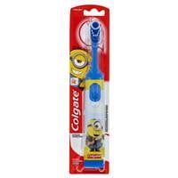 Colgate Minions Kids Battery Powered Toothbrush 3+ years