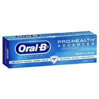 Oral B Toothpaste Pro Health Advanced Deep Clean 110g