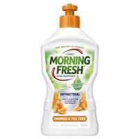 Morning Fresh Dishwashing Liquid Antibacterial Orange & Tea Tree 400ml
