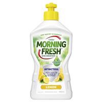 Morning Fresh Dishwashing Liquid Antibacterial Lemon 400ml