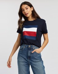 Colour-Blocked T-Shirt