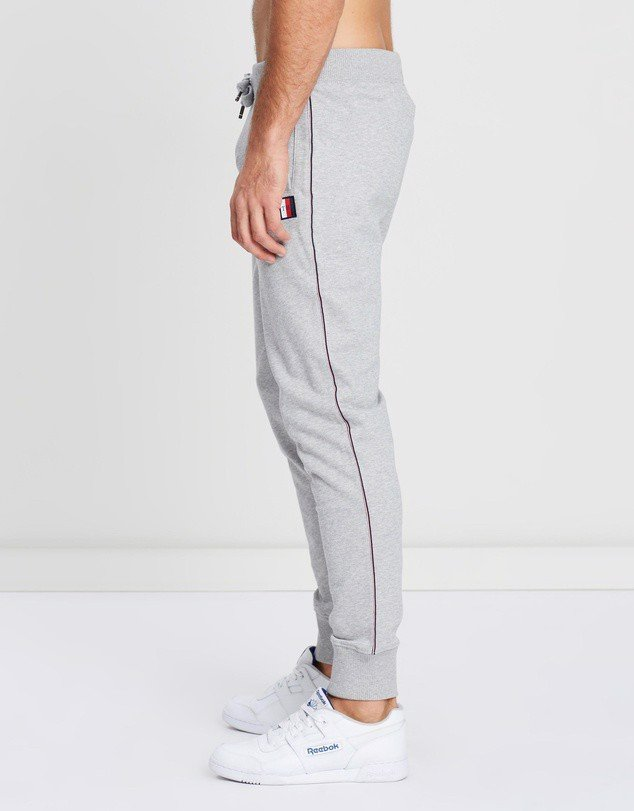 Global Striped Sweatpants
