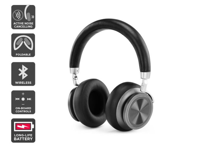 Kogan EC-30 Wireless Active Noise Cancelling Headphones
