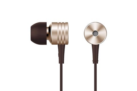 1MORE E1003 Piston Classic In-Ear Headphones (Gold)