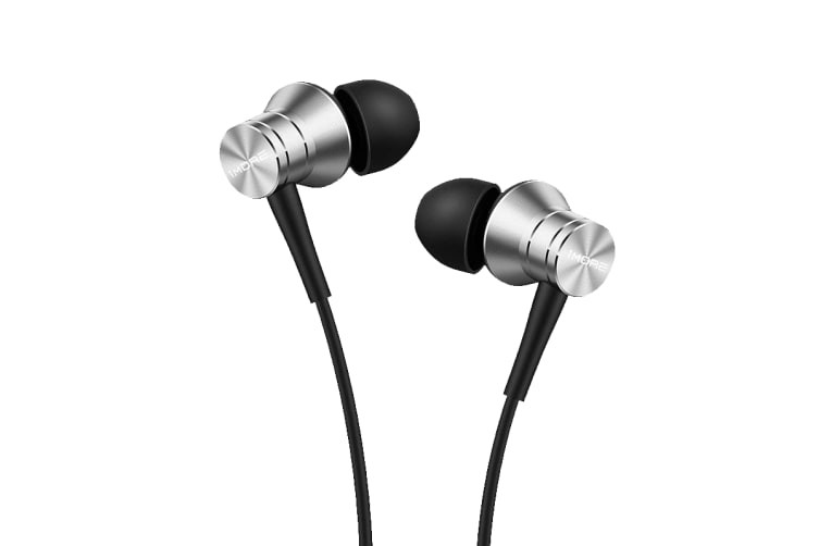 1MORE E1009 Piston Fit In-Ear Headphones (Silver)