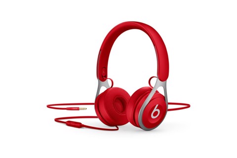 Beats EP Headphones (Red)