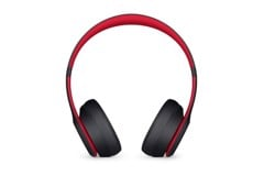 Beats Solo3 Wireless Headphones (Defiant Black-Red)