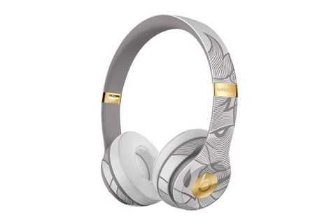 Beats Solo3 Wireless Headphones (New Year Special Edition, Blade Grey)