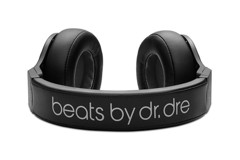 Beats Pro Over-Ear Headphones (Black)