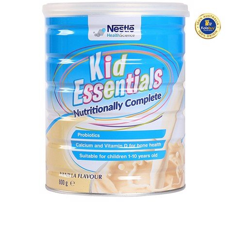 Sữa bột cho bé Kid Essentials Nutritionally Complete 800g