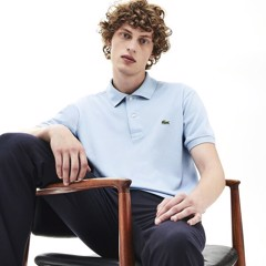 Áo Lacoste Men's L.12.12 Classic Polo Shirt - Breeze