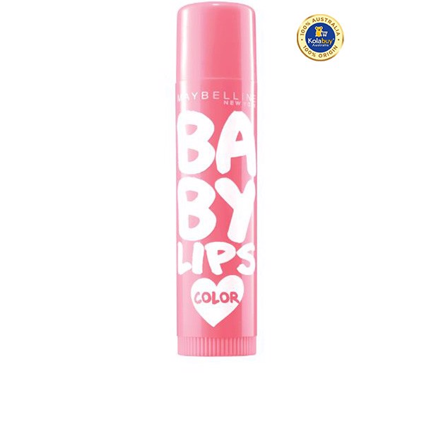 Son dưỡng môi Maybelline Baby Lips Loves Color Lip Balm hương Cherry Kiss