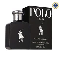 Nước hoa nam Ralph Lauren Polo Black For Men 200ml Eau de Toilette Spray