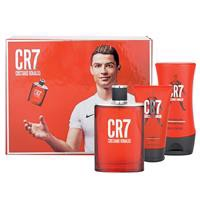 Cristiano Ronaldo CR7 Eau De Toilette 100ml 3 Piece Set