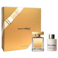 Dolce & Gabbana For Women The One Eau De Toilette 50ml 2 Piece Set
