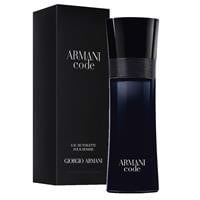 Armani Code For Men 125ml Eau De Toilette Spray