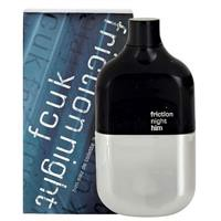 FCUK Friction Night Him 100ml Eau de Toilette Spray