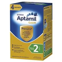 Aptamil Gold Pronutra Follow On Sachet 4x30g