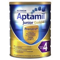 Sữa bột cao cấp Aptamil Gold+ 4 Junior Nutritional Supplement From 2 years 900g