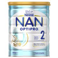 Sữa NAN Optipro Gold Stage 2 Follow-On 800g