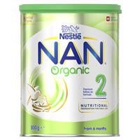 NAN Organic Follow On Formula Step 2 800g