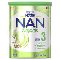 NAN Organic Toddler Milk Drink Step 3 800g