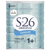 S26 Original Alula Toddler Milk Drink 900g