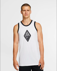 Men's Sleeveless Logo Basketball Tank Giannis