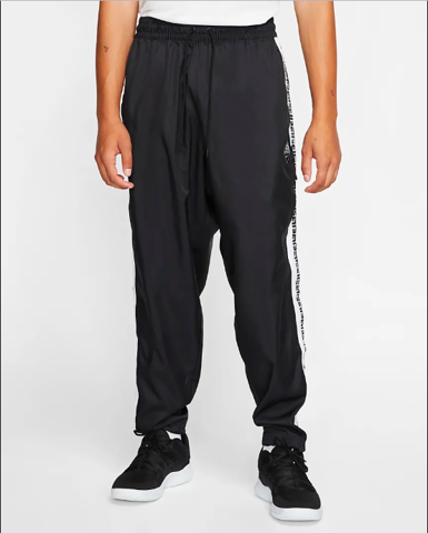 Men's Logo Basketball Tracksuit Bottoms Giannis