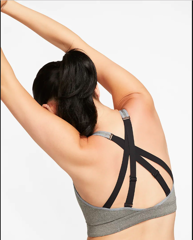 Women's Strappy High-Support Sports Bra, Nike Impact